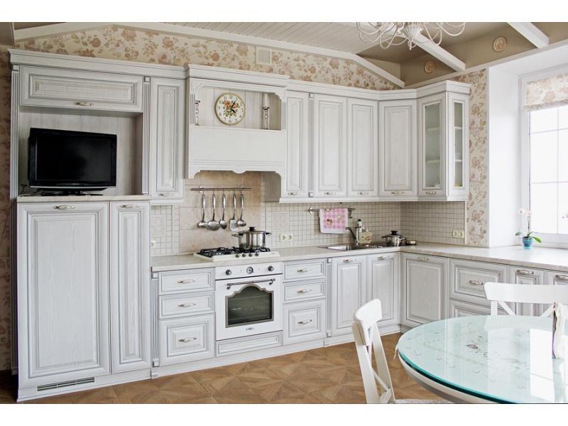 Кухня гостиная в стиле городской роскоши