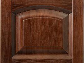 Фасад кухни массив дуба красивого натурального коричневого цвета.jpg
