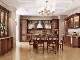 Классический стиль кухня Асти- хит продаж 2014 года