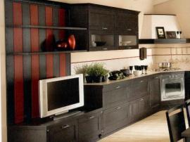 Кухня-гостиная Скалли Гриджио