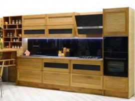 Современная кухня в шпоне фото работы №6