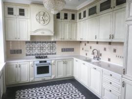 Большой кухонный гарнитур Таина